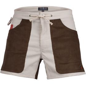 "Amundsen Sports M's Concord 5"" Shorts natural/cowboy"